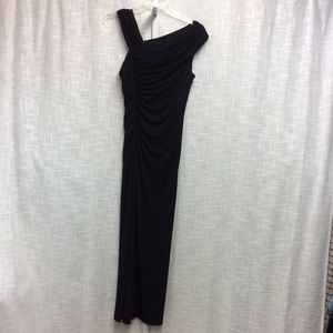 Calvin Klein Black Maxi Dress Size 12